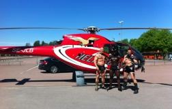 Gladiatorerna Westhelicopter