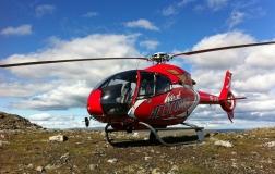 Helikopter luleå