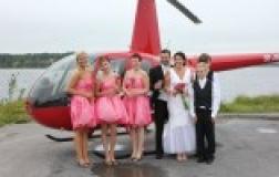 Bröllopsflygning